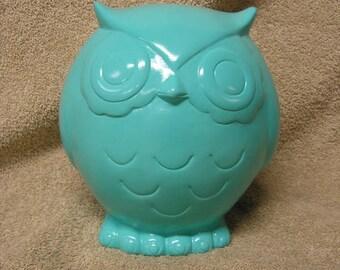 WHOOOOTIFUL Stoutly Mama Owl Bank