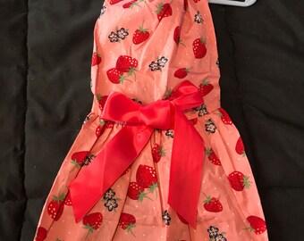 Pet - Strawberry Dress