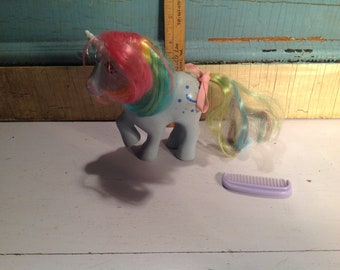Vintage my little pony Moonstone 80'