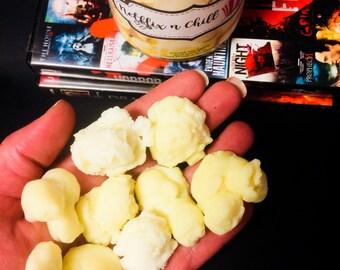 Wax Melts - Popcorn Lover - Popcorn Gifts - Soy Wax Melts - Scented Wax Melts - Home Fragrance - Wax Tarts - Tart Melts - Melts - Tarts -
