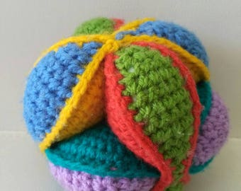 Baby Clutch Ball Toy