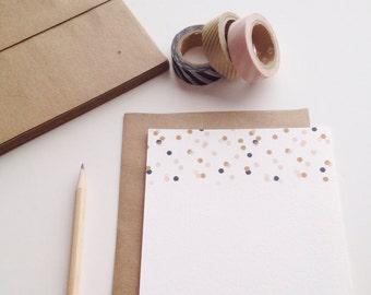 Confetti Letter Writing Set