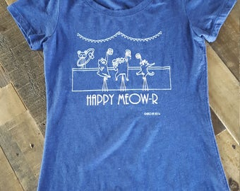 Happy Meow-r