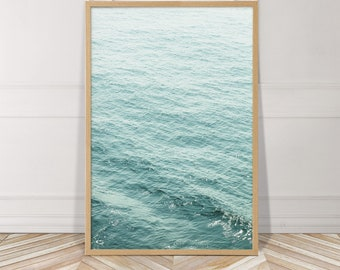 Ocean Photography Art PRINT, Coastal Decor, Seascape, Coastal Photography, Beach House Wall Art, Seascape Photograph, Ocean Wall Art
