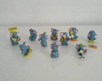 Elefantao Kinder Surprise/Kinder Surprise 1995/Gift Collectors