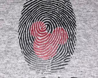 Its in my DNA Disney Shirt