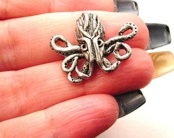 Cthulhu Octopus charm