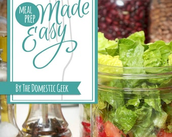eBook Bundle | 3 Meal Prep eBooks Menus 1-18