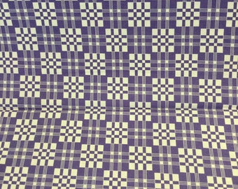 Mini Moda Purple Squares