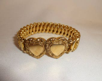 Bracelet Vintage with hearts