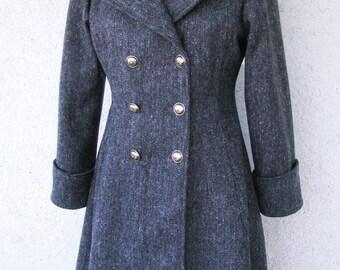 The Tweed Redingote---Custom Made