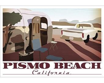 Pismo Beach, California Poster