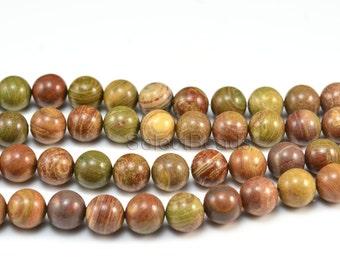 rainbow jasper, round 6-12mm, round bead, gift bead,  gemstone bead, bead, jewelry making, craft supply, bead, beading, wholesale bead, diy