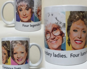 Golden Girls Inspired Mug