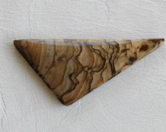 Rare Biggs Jasper Designer Cabochon C419