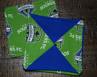 Seattle Sounder's Coasters