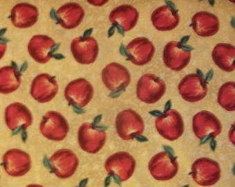 Bountiful Apple Print Fabric