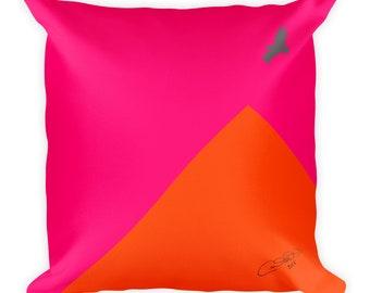Decorative Pillow, Cushion, Home Decor, Sofa Pillows, art deco, Animals, EL CONDOR VUELA