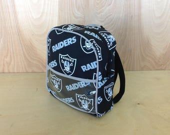 Kid's Mini Backpack- Raiders