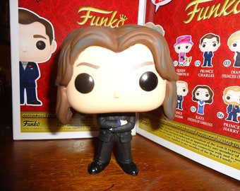 Once Upon a Time Storybrooke Mr Gold / Rumple Custom Funko