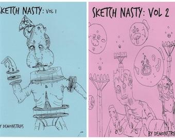 Sketch Nasty Vol 1&2