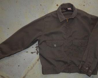 """Vintage 1960s 70s """"Unitog"""" Work Jacket Size 44"""