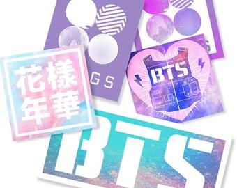 Big BTS Sticker Pack