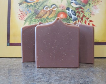 Midnight ~ Cold Process Soap