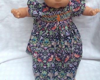 Liberty Strawberry dress doll 36 cm