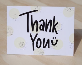 Thank You Card :)
