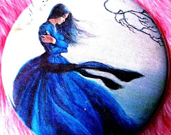 Wuthering Heights - Pocket Mirror - Gothic Romance