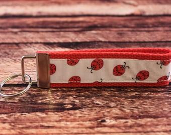 Ladybug Key Fob