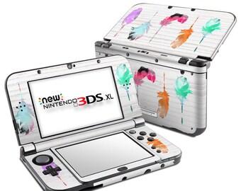 Nintendo 3DS XL Skin - Compass by Kelly Krieger - Sticker Decal Wrap - New 3DS XL - Original 3DS XL