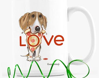 Pet Lover Valentine's Day Gift / Beagle / Valentine's Day Gift / Pet Lover