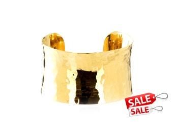 Gold Cuff Bracelet Gold Bracelet Cuff Hammered Brass Cuff Bracelet Brass Bracelet Cuff Wide Cuff Bracelet Gold Hammered Bracelet Cuff 158