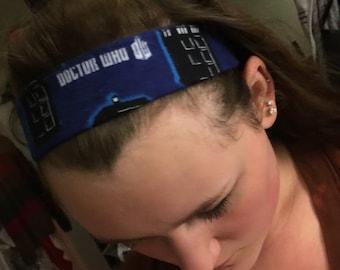 Doctor Who headband