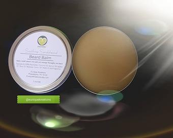 Organic Conditioning Beard Balm