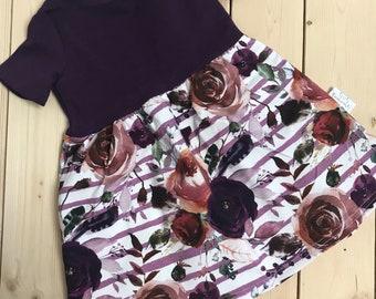 Ally Dress, Baby and Toddler Dress, Girls Dress, Summer Dress, Scoop Back Dress, Spin Dress, Pretty Dress