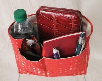 Purse Organizer Insert, Multi Pockets Purse Insert, Medium Bag Organizer