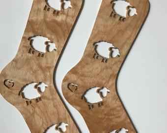 Sock Blockers- sheep