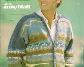 Anny Blatt No. 41 magazine special men