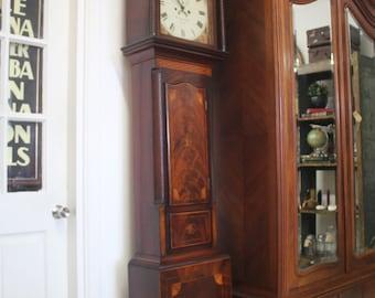 Antique Georgian Longcase Grandfather Clock