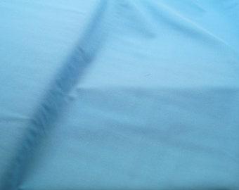 Fabric coupon Frou Frou 50 x 50 cm printed cotton  sky blue