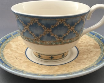 Churchill Ports Of Call Prague Breakfast Cup and Saucer
