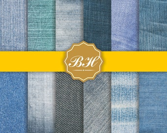 Jeans digital paper, Denim digital paper, Jeans Textures, Jeans Backgrounds, Digital Denim Paper, Denim Texture, Instant Download