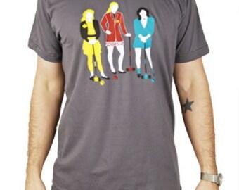 Heathers Croquet Shirt - cult classic movie HEATHERS NEW T-Shirt