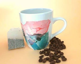 mug, tea mug,  teacup, coffee mug, coffee cup, ceramic mug