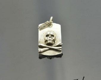 Pendant The Seventh Sigil Silver
