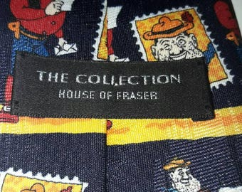 Vintage Necktie, The Collection House of Fraser, mens Ties