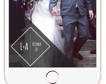 Wedding Snapchat Geofilter #15